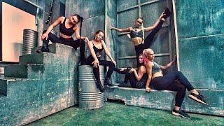 �������� ���� Choreography by DASHA DEE ★ FEMALE DANCEHALL★VYBZ KARTEL - WINE★ ТАНЦЫ ������