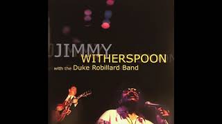 "Jimmy Witherspoon sings ""Big Boss Man"" live with the Duke Robillard Band"