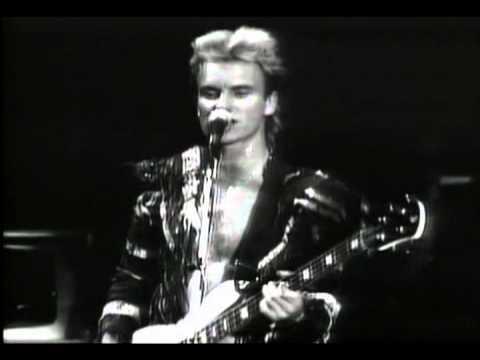 The Police   Every Breath You Take (live, Atlanta, 1983)
