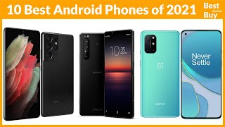 top 10 best Android phones 2021