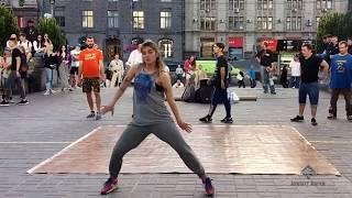 Уличные танцы Крещатика 2018 9-ая часть