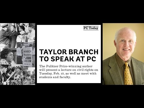 Taylor Branch Visits Providence College