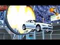 Car Jump Arena Freestyle Stunts and Crushes BeamNG Drive #1