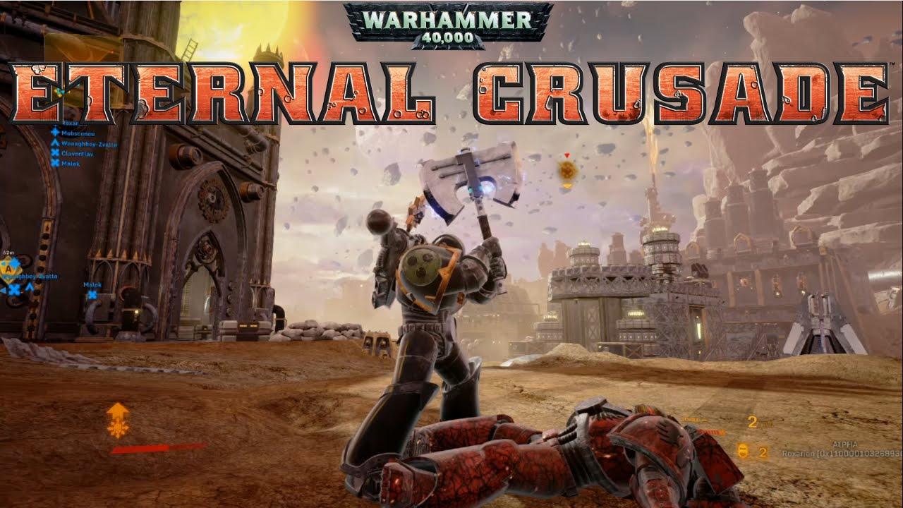 3 мар 2017. Warhammer 40000: eternal crusade становится ф2п игрой. А потом, если она ему понравиться, купить пак rtc(донатерская валюта).