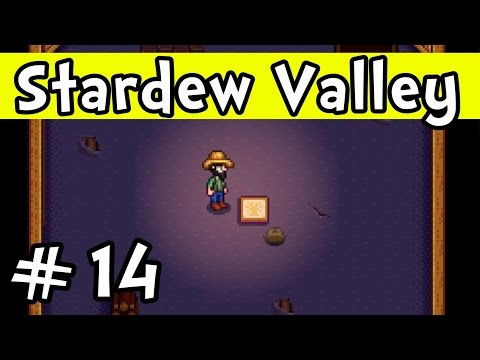 Stardew Valley - E14 - Spring Foraging Bundle! (Gameplay Playthrough 1080p)