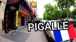 ⁴ᴷ 🇫🇷 Walking in PIGALLE, Paris red light area, France 4K
