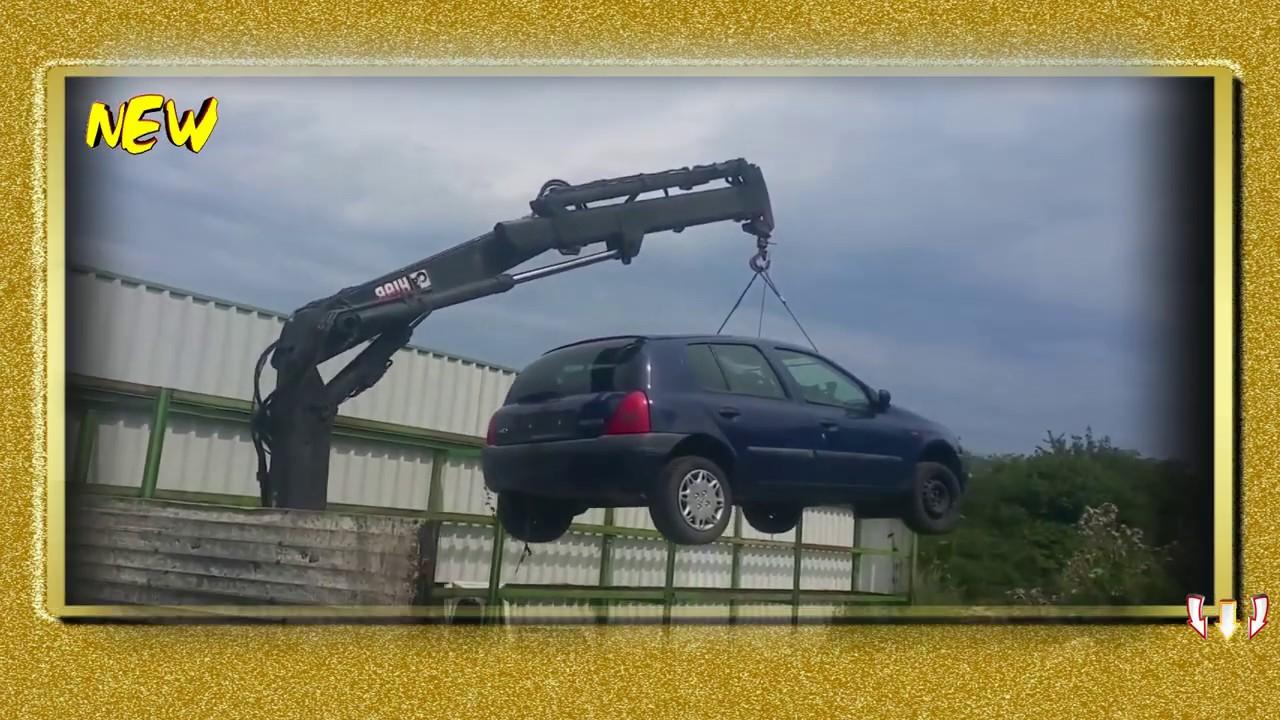 ШОК! Утилизация Очень Дорогих Автомобилей! КАДРЫ ДО СЛЕЗ / ЖЕСТЬ Подборка 2019 Утилизация Новых Авто