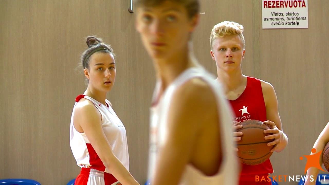 BasketNews.lt vasaros krepšinio stovykla 2018