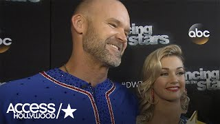 'Dancing With The Stars': David Ross & Lindsay Arnold React To Their Perfect Score