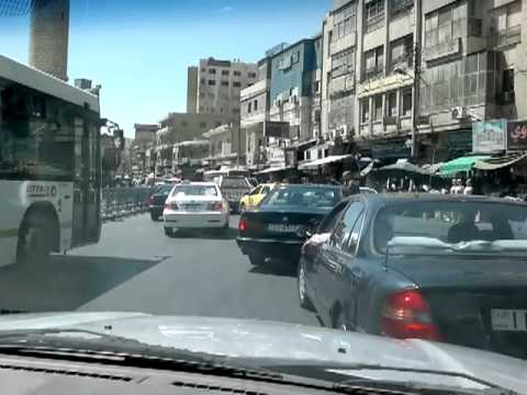 Driving in Amman 2