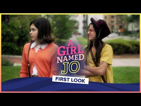 A GIRL NAMED JO | First Look | Addison Riecke
