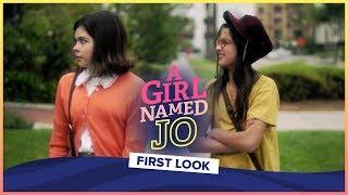 A GIRL NAMED JO | First Look | Addison Riecke