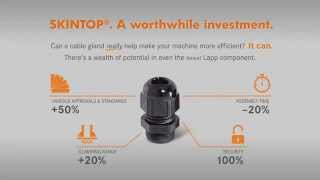 SKINTOP® A worthwhile Investment by Lapp Group(, 2015-03-25T14:27:20.000Z)