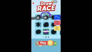 Draw Race | iOS / Android Mobile Gameplay