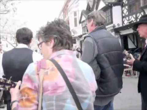 Taunton Ukulele Flash Mob