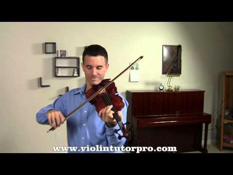3rd Position Violin Lesson Plan - Intermediate Level Lesson