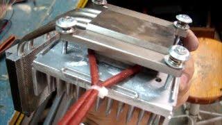 Thermoelectric Generator Peltier TEG Diy thumbnail