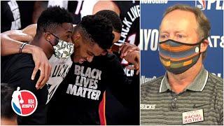 Mike Budenholzer talks Giannis' injury, Bucks' Game 4 win | 2020 NBA Playoffs