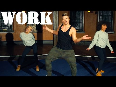 Rihanna - Work | The Fitness Marshall | Cardio Concert