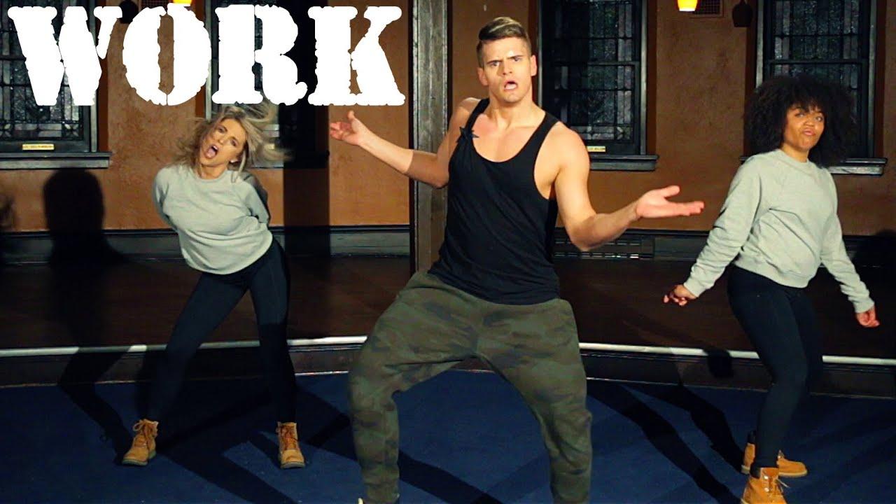 Rihanna - Work   The Fitness Marshall   Dance Workout
