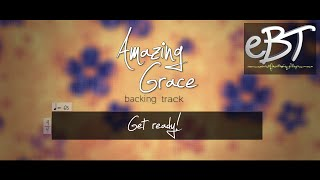 Amazing Grace - Backing track in C Major
