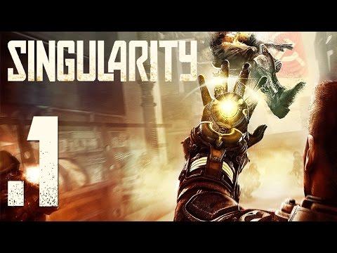 Singularity Cap 1: Katorga 12