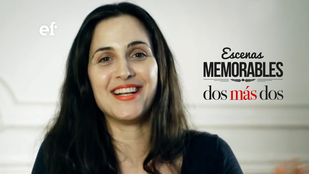 Escenas memorables dos mas dos julieta diaz youtube - Dos mas dos ...