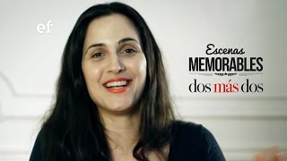 ESCENAS MEMORABLES: DOS MAS DOS - JULIETA DIAZ