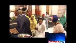 Emikolo n'embaga: Embaga ya Stecia Mayanja Faridah ne Abbas Mubiru