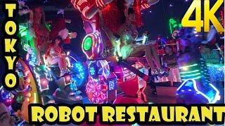 [4K] Robot Restaurant Finale