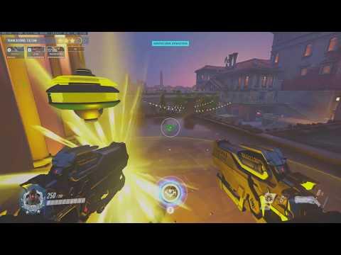 Overwatch - Expert in Retribution Victory (Just go 3 hero)  [P6]