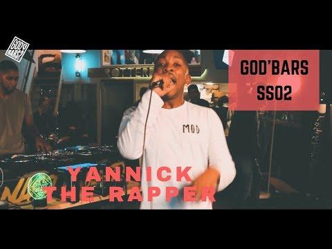 GOD'BARS SS02/10: YANNICK THE RAPPER
