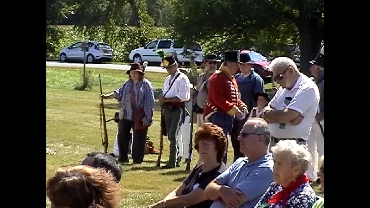 Dewey Tavern Ceremony  9-1-12