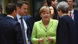 Саммит ЕС: оборона, «брексит» и торговля (новости)