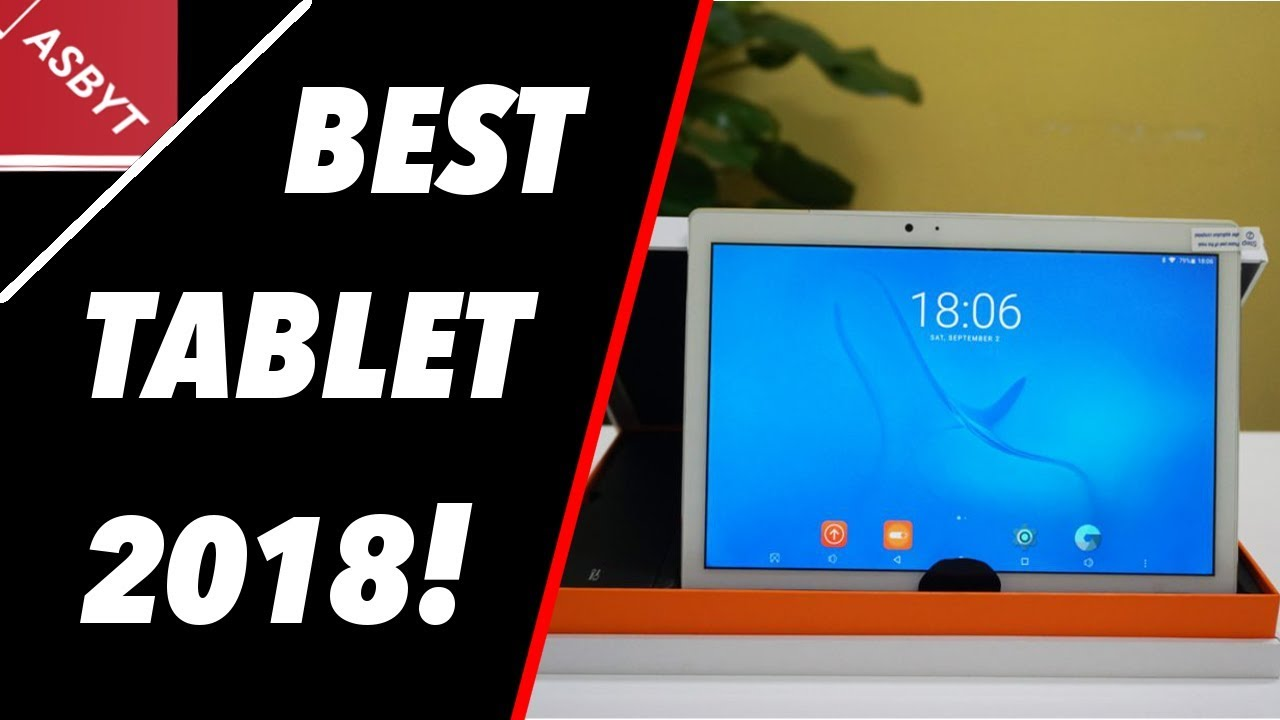 android tablets 2018
