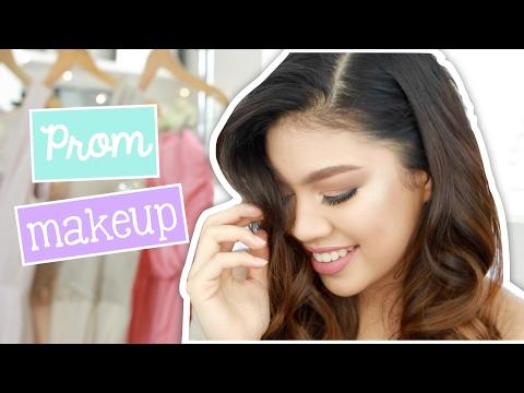 Prom Makeup Look (Philippines) | Janina Vela