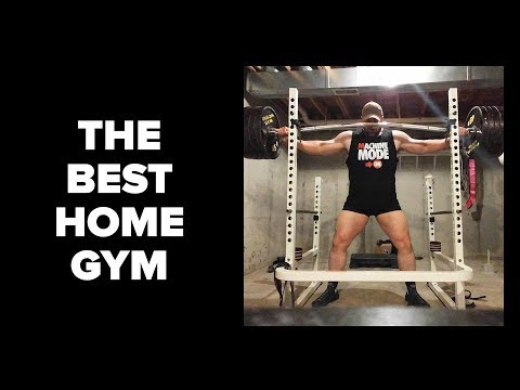 Building A Home Gym - What Is The Minimum Equipment Required?