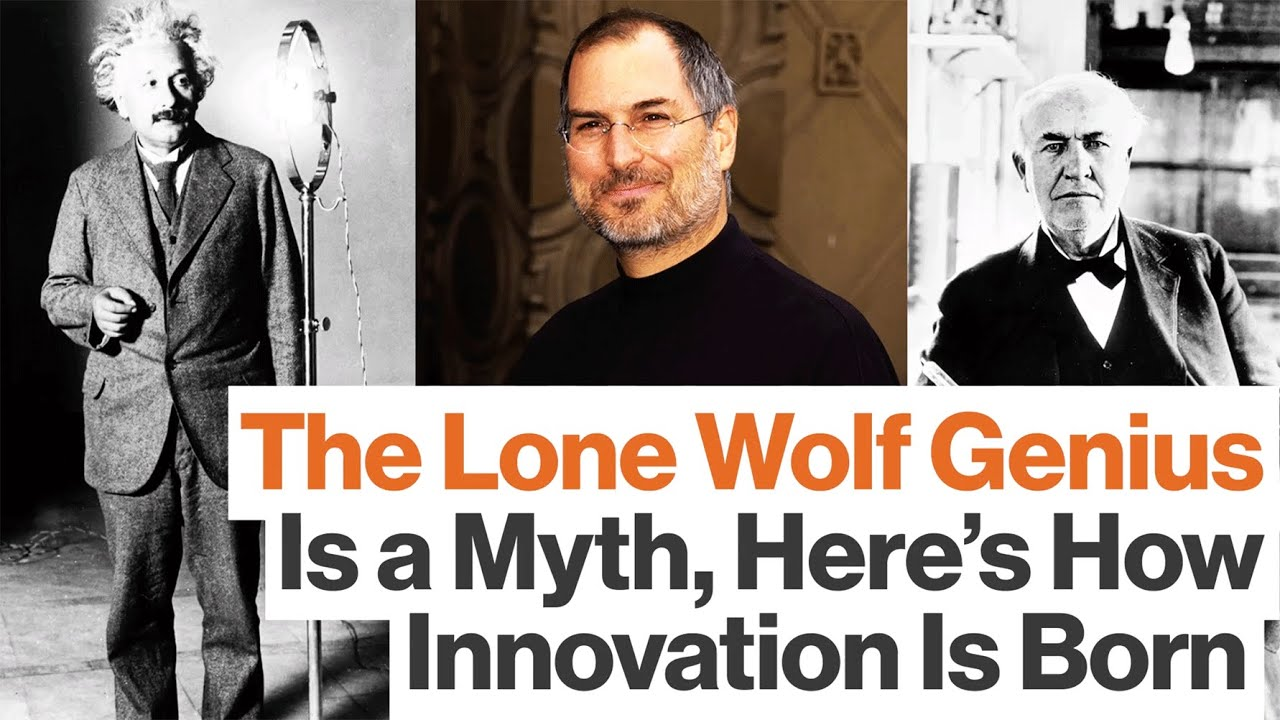 The Lone Wolf Genius is a Myth