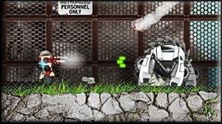 Quantum Patrol Game