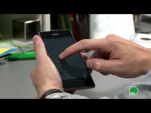 Sony Xperia Z3 apžvalga