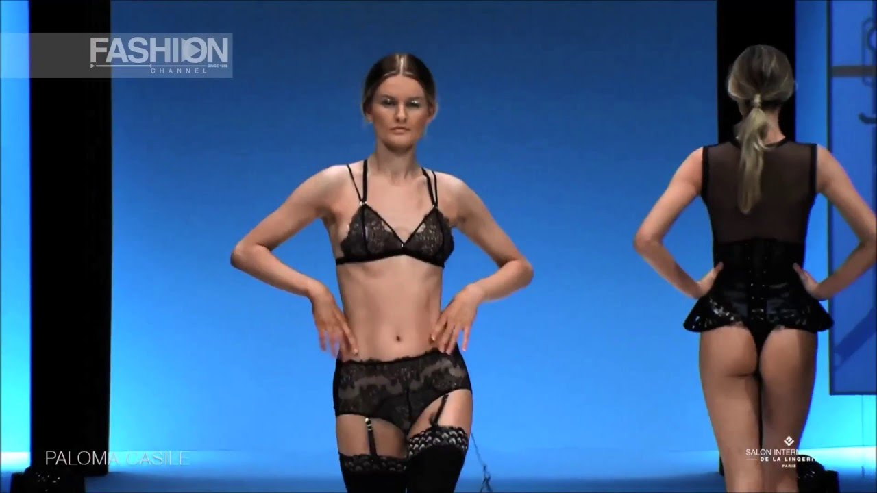 Salon international de la lingerie fashion show paris for Salon de la mode paris 2017