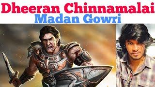 Dheeran Chinnamalai | Tamil | Madan Gowri | MG