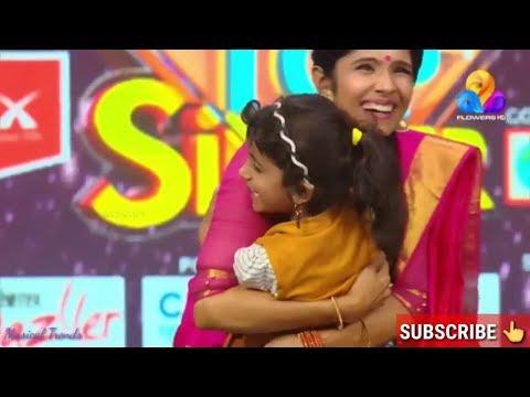 Top Singer  Best Moments | Ananya Teaching Anuradha Mam | Pazham Neeyappa ....