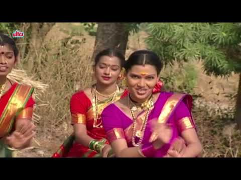 Bhanu Mahlasa Natun - Shakuntala Jadhav   Lord Khandoba Marathi Songs