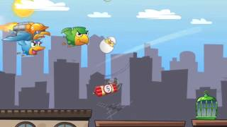 City Birds Game Trailer (FULL) - Mobile App for iPhone, iPad, iPod touch