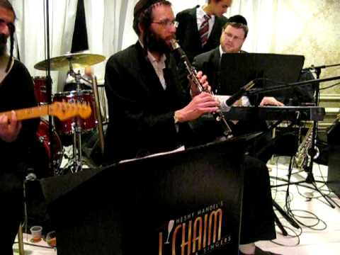 Chilik Frank with L'Chaim Orchestra חיליק פרנק