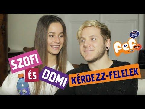 FEF Szofi és Domi kérdezz-felelek