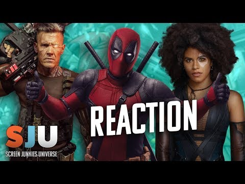 New Deadpool 2 Teaser Trailer Hits! - SJU