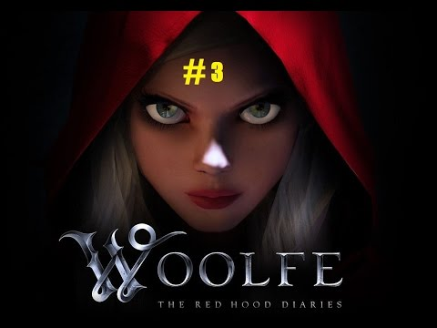 Woolfe: The Red Hood Diaries #3 - factory accident