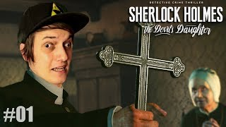 [01] SHERLOCK HOLMES - The Devils Daughter